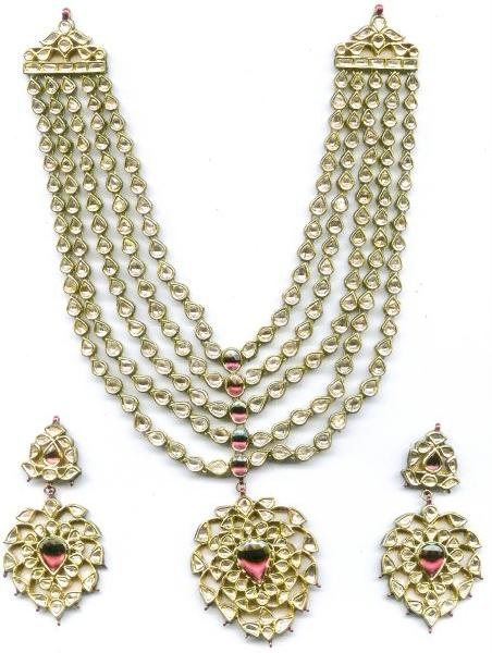 imitation kundan jewellery