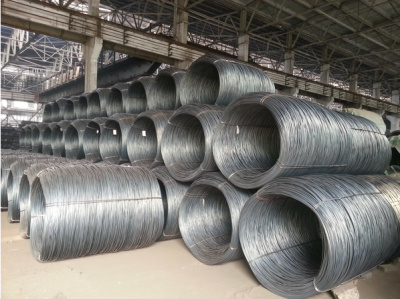 Hot Rolled Alloy Steel Wire Rod made in China