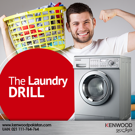 The Laundry Drill