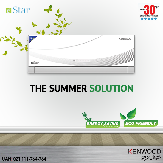 Kenwood eStar Series KET-12S Split AC