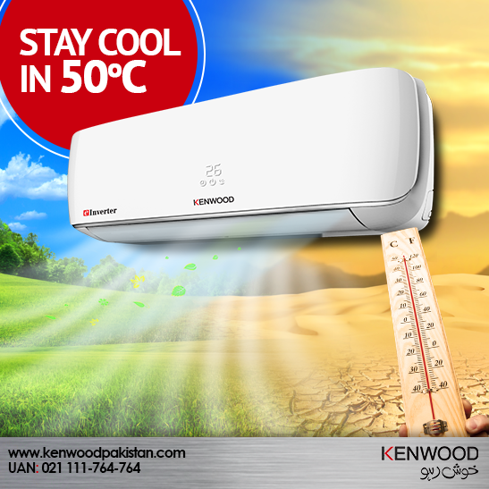 Kenwood DC Inverter Air Conditioner