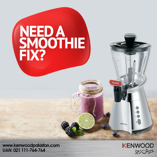 Kenwood Smoothie Blender