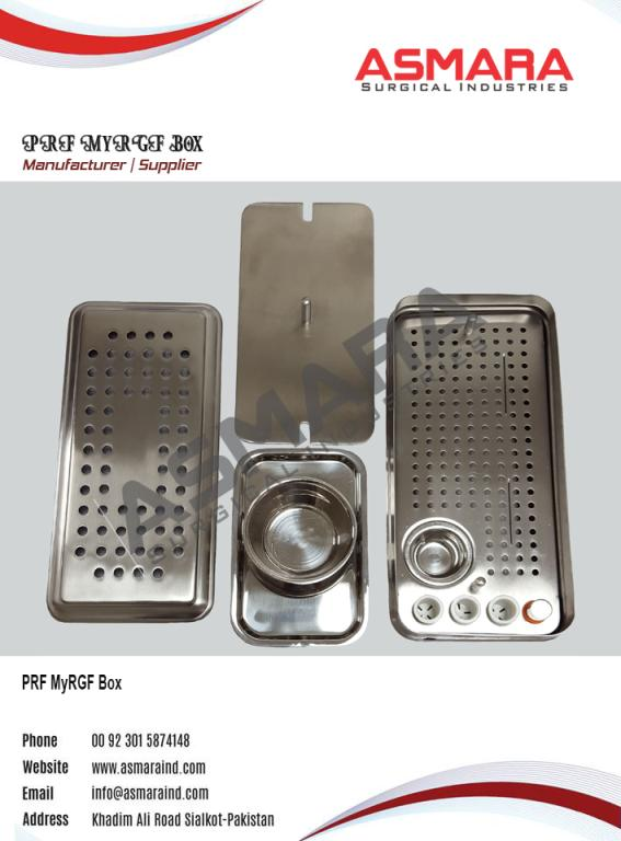 PRF MyRGF Box,Dental Lab Equipment