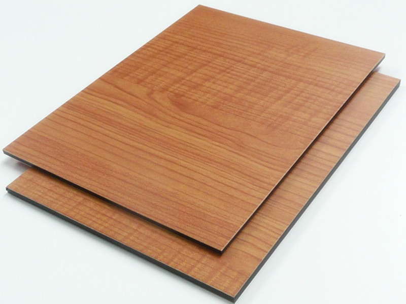 Wood Composite Panel : Wood aluminum composite panel acp alucobond acm by linyi