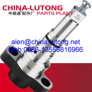 diesel injection pump parts - diesel plunger
