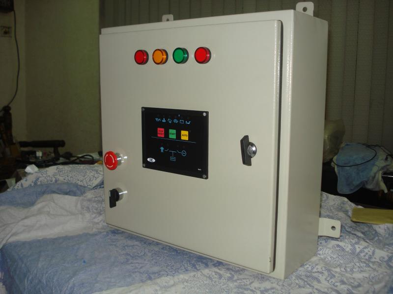 Ats Amf Panel By Goldtech Engineering