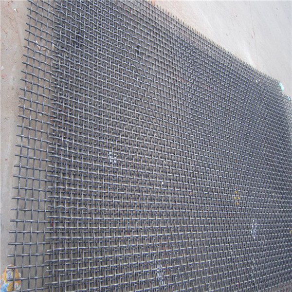Crimped wire mesh by hebei wanlai import and export co ltd