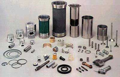 Diesel Generators Parts