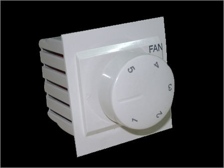 Fan Regulator By Finetrack India