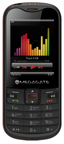 MegaGate Mobile phone 6610 BlockBuster