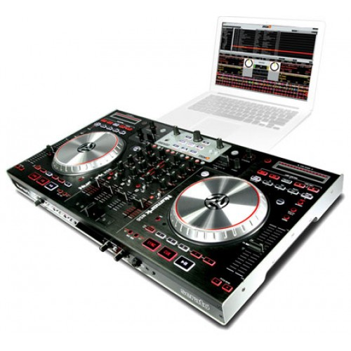 numark ns6 digital dj controller and mixer by eshop tone music store. Black Bedroom Furniture Sets. Home Design Ideas