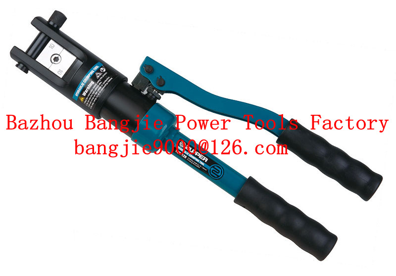 hydraulic crimping tool by hebei lineng power tools factory. Black Bedroom Furniture Sets. Home Design Ideas