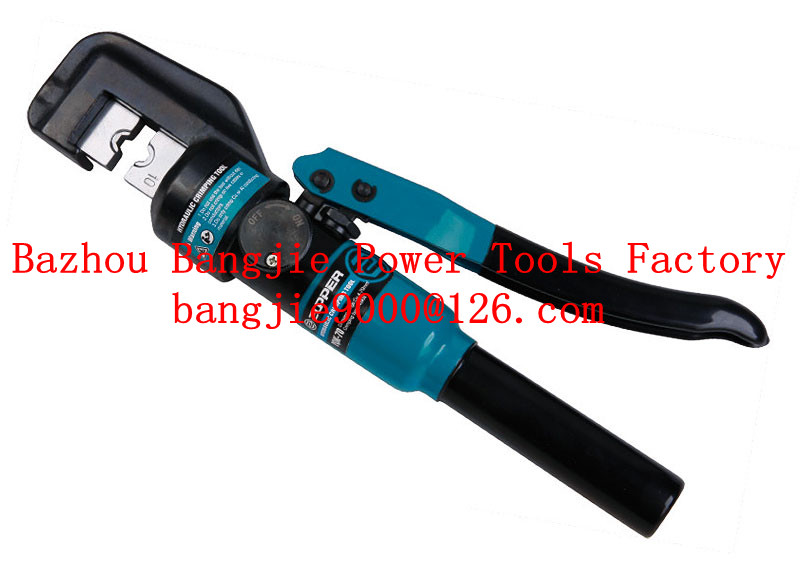 hydraulic crimping tool by hebei chaoyang wire laying equipment factory. Black Bedroom Furniture Sets. Home Design Ideas
