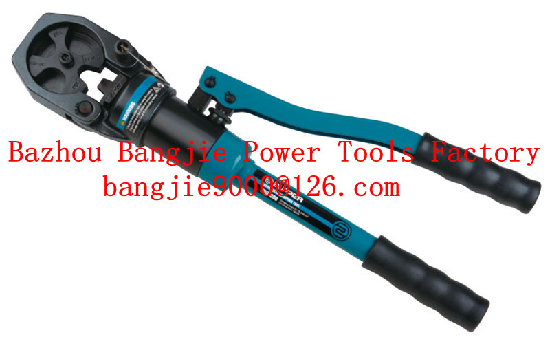 hydraulic crimping tool safety system inside by hebei chaoyang wire laying equipment factory. Black Bedroom Furniture Sets. Home Design Ideas