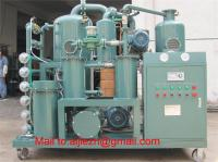 Advanced Typa Transformer Oil Purification,Dielectric Oil Filtration,Oil Purifier Machine