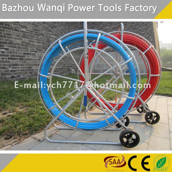 Conduit rodder for telecommunication engineering by bazhou