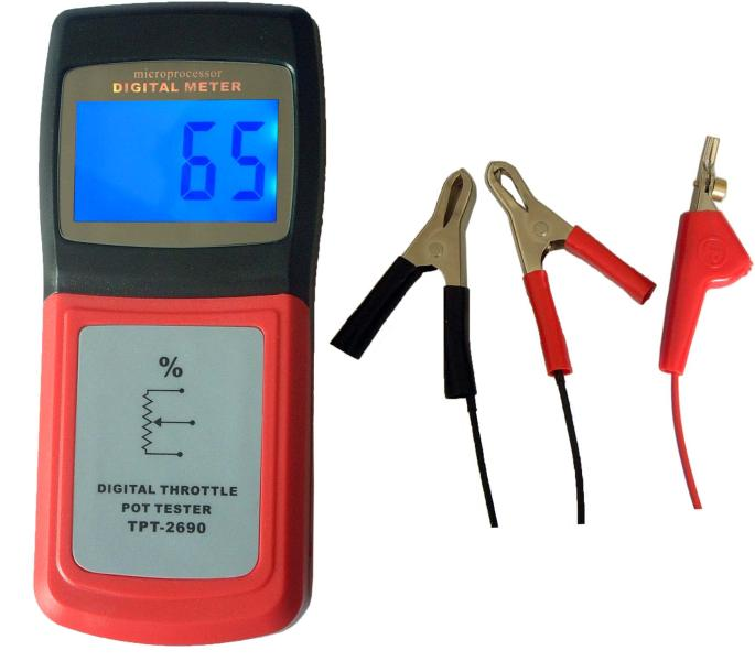 Throttle Potentiometer Tester TPT-2690 By Guangzhou