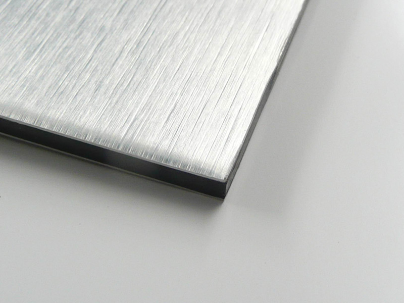 Brushed Aluminum Composite Panel : Brushed aluminum composite panel acp alucobond acm by