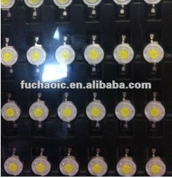 Epistar LED 45mil 110-120LM 1W 6500-7000K WARM WHITE