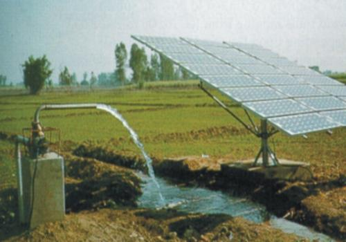 Solar Tube Well By Zindagi Services Limited