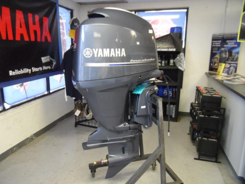 2012 150HP YAMAHA FOUR STROKE OUTBOARD MOTOR Click to View Original Image