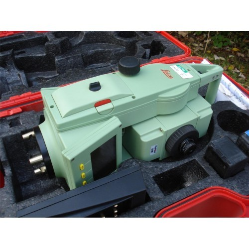 Leica Tcr 805 Reflectorless Total Station By Total