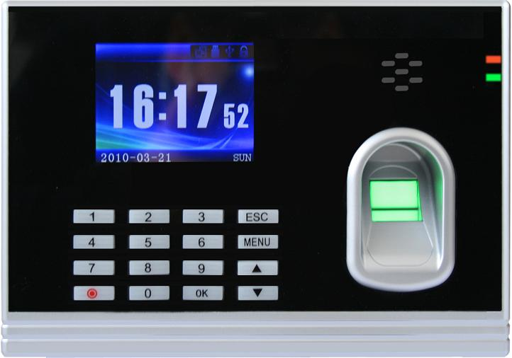 ZKS-iColor7 Fingerprint Time Attendance & Access control
