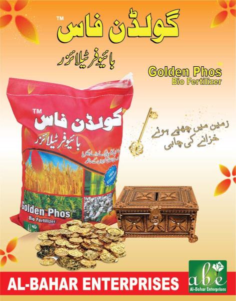 Golden Phos (Bio Fertilizer)