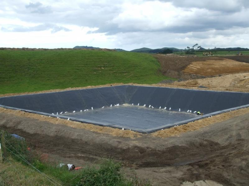 Hdpe Geomembrane By Geotech Lining Corporation