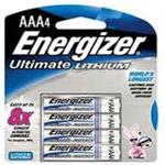 Ultimate Lithium AAA Battery