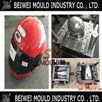 Plastic Motorcycle Full Face Helmet Mould