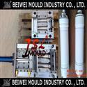 Plastic injection water filter housing mould