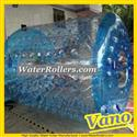 Water Roller Inflatable Wheel Water Walker Bubble Roller Hamster Zorb Rolling Ball at WaterRollers.com