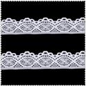 textronic lace trim