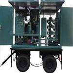 Wheel-mounted Transformer Oil Purifier in Closed Structure