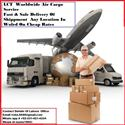 WORLD AIR CARGO SERVICE FOR COSMETICS AND HERBAL PRODUCTS