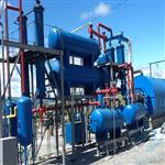 Pyrolysis plant project report