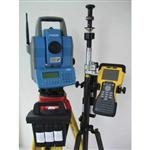 Trimble Focus DR200 Robotic Total Station with Range