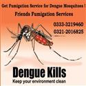General Fumigation For Crawling Insects