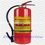 6KG Dry Powder Fire Extinguisher with Internal Gas Cartridge