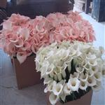 artificial pu flower