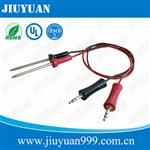 Mono meat thermometer probe for oven