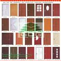 PVC Coated Wooden Doors & Veneered Laminated Wooden Door
