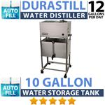 Automatic Distiller with 10 gallon storage tank - 12 gallon/day distilling capacity