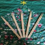 Double Bamboo Chopsticks