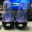 bluetooth lightshow water speaker