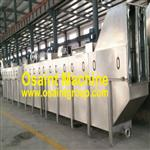 Poultry salghtering factory machinery