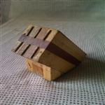 Wooden Knief Stand