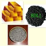 Coconut shell activated carbon for gold processing