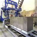 AAC Brick Cutting Machine / Automated Cutting Complex ARK-005